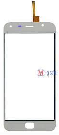 Тачскрин (сенсорный экран) для телефона UMI TOUCH белый