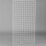 Сетка для стелажа торгового 1.5м*0.50м ф3мм
