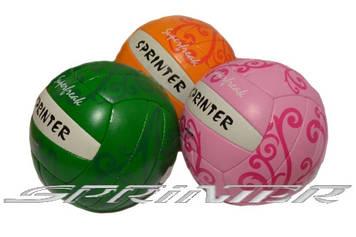 Мяч волейбольный. Модель - MIKASA №5. 52, 53, 54