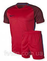 Футбольная форма игровая Nike (Найк красная)