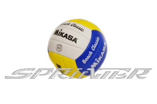 Рекламный мяч Mikasa №2