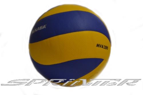 Волейбольный мяч MVA200(модель Mikasa)