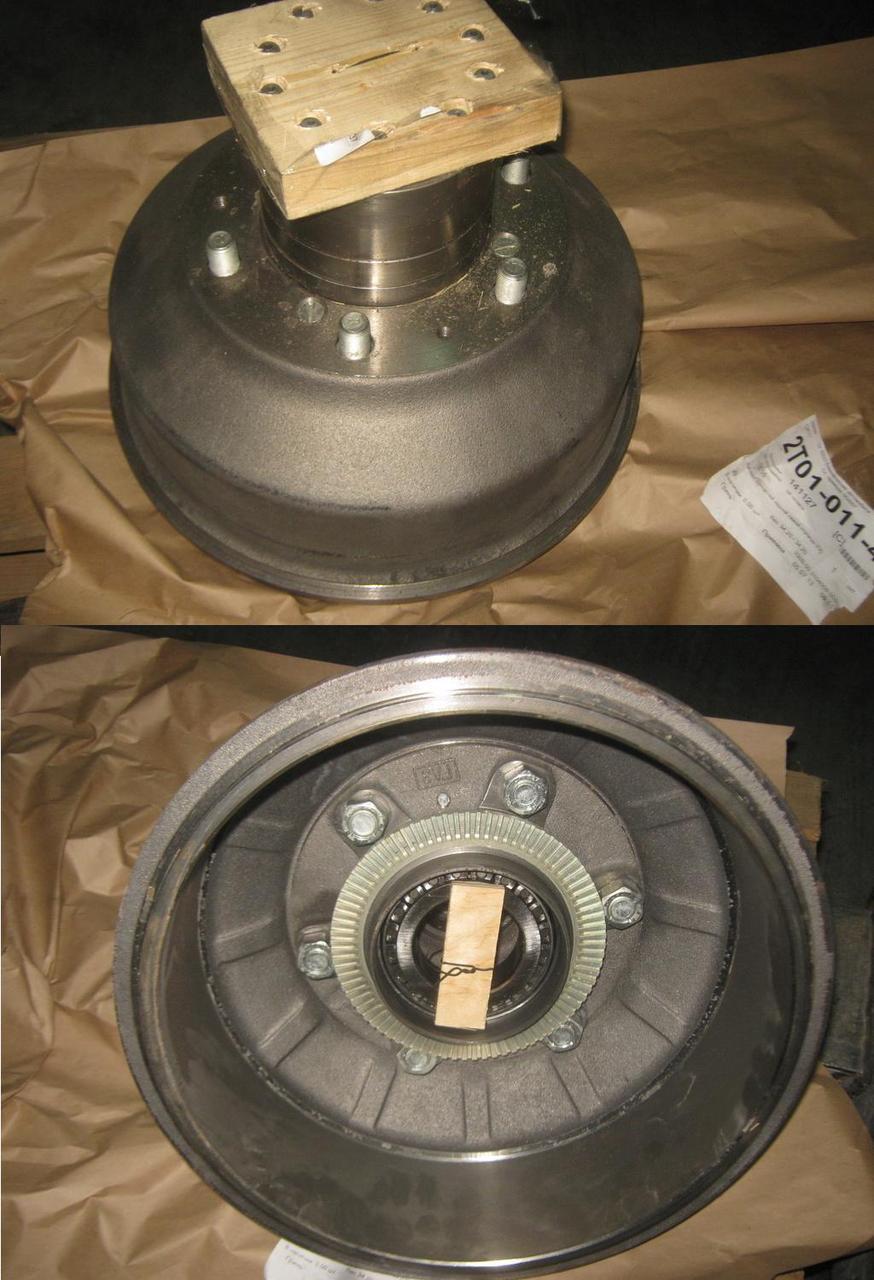 Комплект запчастей задней левой ступицы ГАЗ 3309 3309-00-3104009-000
