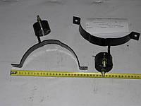 Кронштейн глушителя ГАЗель хомут с подушкой 33021-1203099