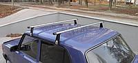 Багажник универсальный RRB100 AERO на крышу с водостоком