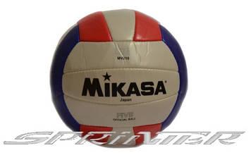 Волейбольный мяч Mikasa S-MV210  шитый