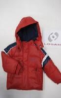 Детская Куртка теплая для мальчика 6 мес.