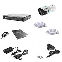 Tecsar IP 1OUT IP проводной комплект видеонаблюдения, фото 1