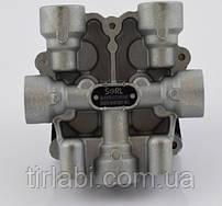 Защитный кран клапан 4-х контурный AE4528 MAN TGA/TGX/TGS  ман тга тгс тгх