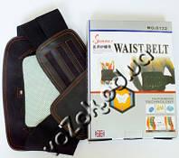 Пояс бандаж фиксирующий с упругими пластинами Euro House Waist Belt, фото 1