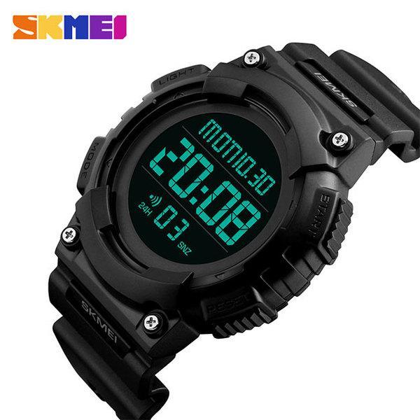 Мужские наручные часы SKMEI 1248 черные