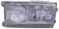 Фара передняя для Mercedes W123 76-85 левая (DEPO) механическая