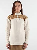 Теплая женская кофта из флиса