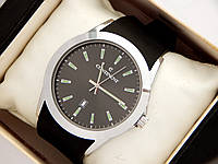 Високоякісні наручний годинник Continent на каучуковому ремінці, фото 1