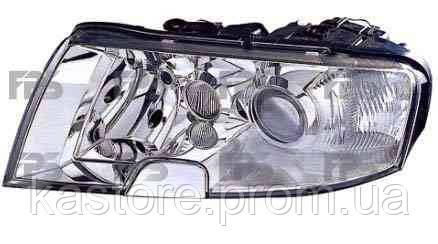 Фара передняя для Skoda Superb 02-08 правая (DEPO) D2S+H3+H3