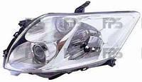 Фара передняя для Toyota Auris 07-09 правая (DEPO) под электрокорректор