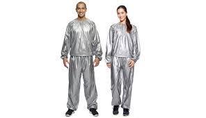 Костюм для похудения для аэробики для сброса веса костюм эффект сауны