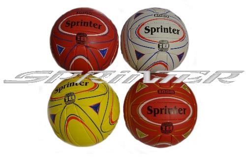 Волейбольный мяч Sprinter. 42, 43, 48, 49, 57.