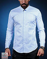 Мужская рубашка, разные цвета, фото 1