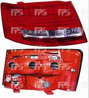 Фонарь задний для Audi A6 седан 05- правый (DEPO) Led