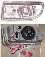 Противотуманные фары + LED для Toyota Land Cruiser 100 98-07 комплект (Depo)