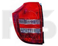 Фонарь задний для Kia Ceed универсал 06-10 правый (DEPO) нижний