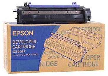 Заправка Epson C13S050087, фото 2