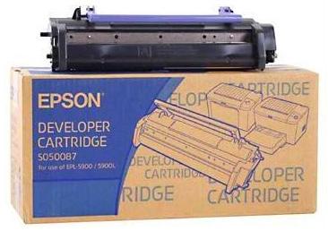 Заправка Epson C13S050087