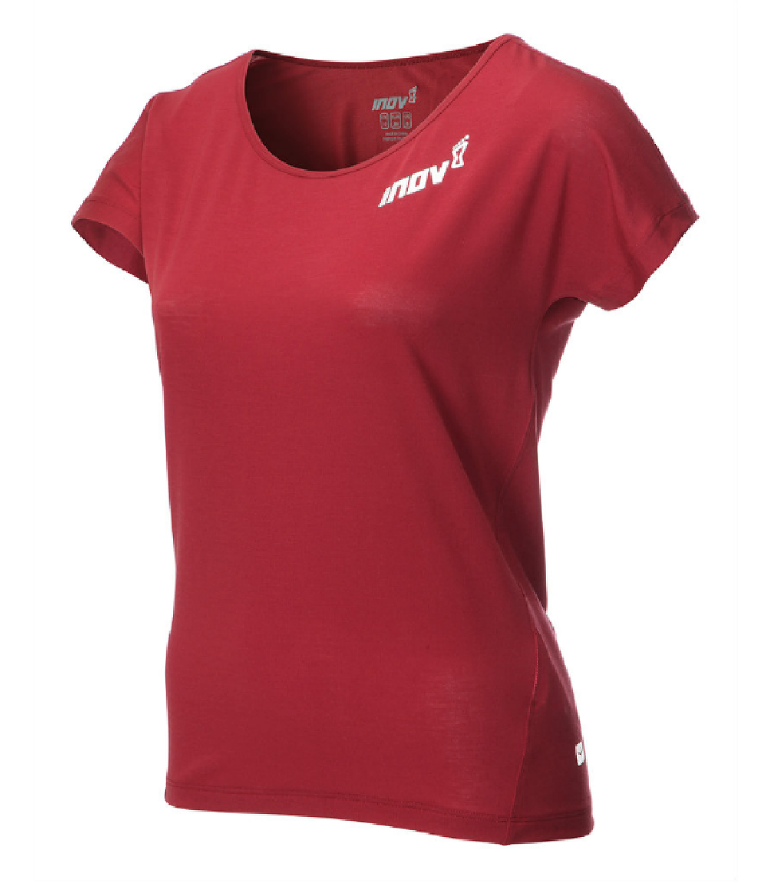 AT/C DRI Release женская футболка для бега XL - INOV-8 Ukraine в Киеве