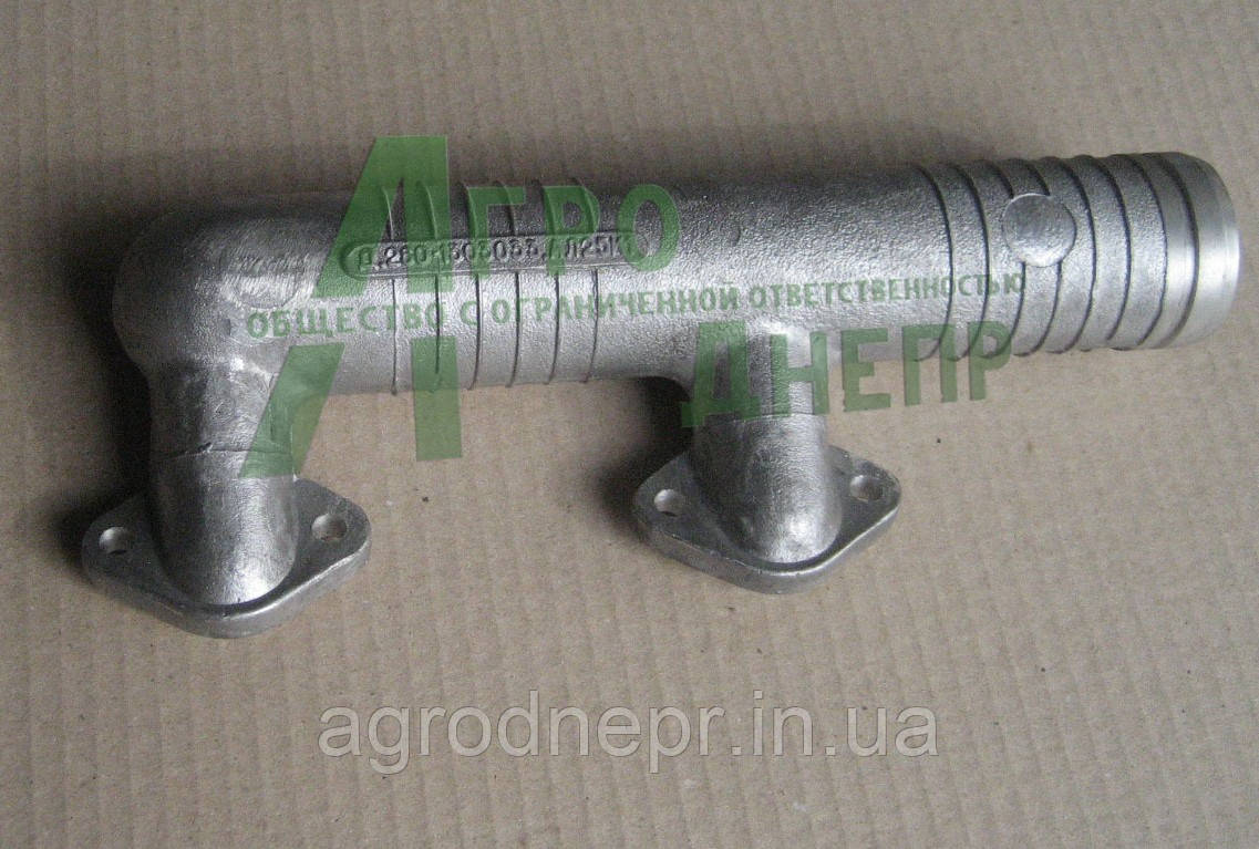 Труба водяная задняя Д-260 260-1303033