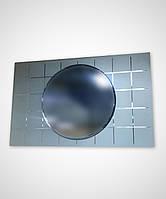 Зеркало влагостойкое для ванной комнаты круглое