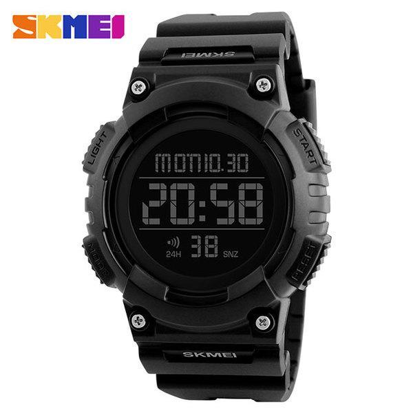 Мужские наручные часы SKMEI 1248 черно-серые