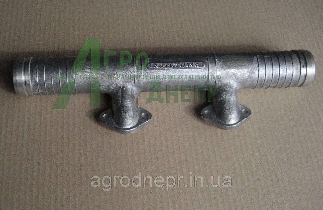 Труба водяная передняя Д-260 260-1303031