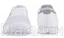Мужские кроссовки Reebok Runner Tech Mesh Flat White Рибок белые, фото 2