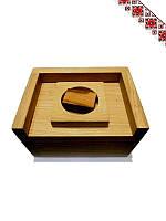 Деревянная головоломка Сундук