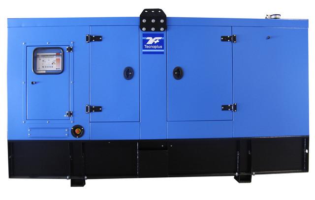 Дизельные генератор CUMMINS мощностью от 25 до 150 кВа