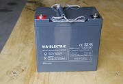 Акумуляторна батарея 12V-55AH FC12-55
