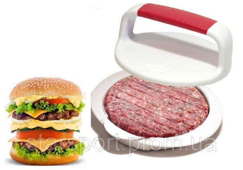 Пресс-форма для приготовления котлет Boral Hamburger Maker, фото 1