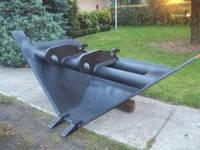Трапециевидный ковш PPUH RAF-MET