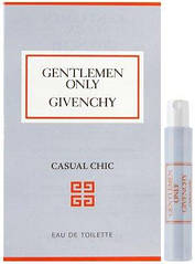 GIVENCHY Gentlemen Only Casual Chic туалетная вода 1 мл (пробник)