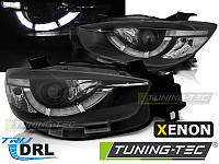 Фары передние MAZDA CX5 XENON черные