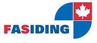 """Сайдинг виниловый фасадный """"Fasiding"""" (Фасайдинг)."""