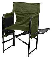 Портативное кресло с полкой Time Eco Режиссерское, фото 1