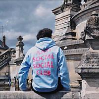 Толстовка   A.S.S.C. Anti social social club 2AM Hoodie
