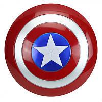 Щит Капитан Америка в коробочке (32 см)