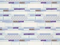 Обои виниловые, обои на кухню, коридор, светлые, B49.4 Ребус 5565-03, супер-мойка, 0,53*10м
