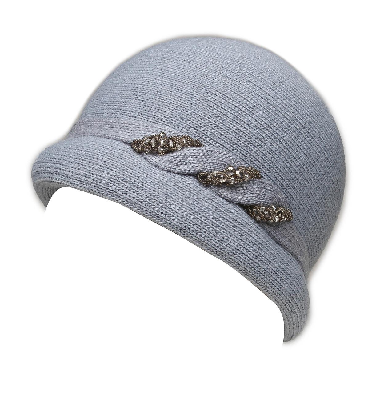 """Шляпа """"Монро"""" цвет воздух"""