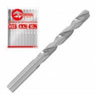 Сверло по металлу 10.0мм HSS. Intertool SD-5100
