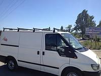 Багажник на крышу для автомобиля Ford Transit (Форд Транзи́т)