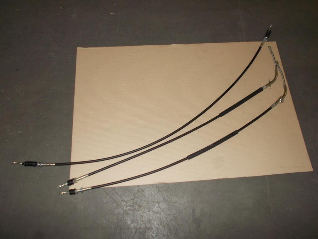 Комплект тросов стояночного тормоза ГАЗ 3307 3307-00-3508800-001
